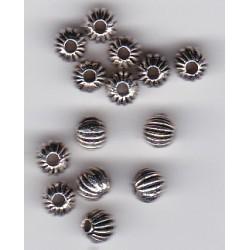 PV 160112 Бусины металлические