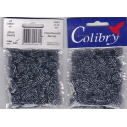 Бисер стеклярус Colibry №44