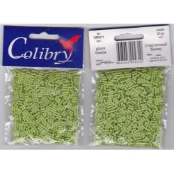 Бисер стеклярус Colibry №65