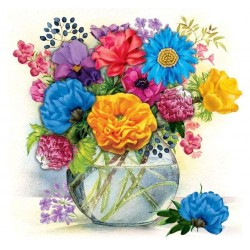 """""""Ваза с цветами"""""""