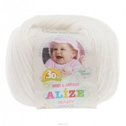 55 Baby  wool (Alize)