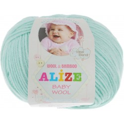 19 Baby  wool (Alize)
