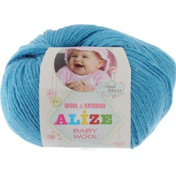 245 Baby  wool (Alize)