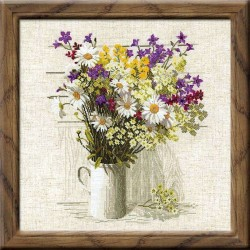 """924 """"Полевые цветы"""" (Риолис)"""