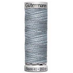 1203 Нитки для машинной вышивки  Gütermann  40