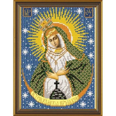 9019 Богородица Остробрамская.