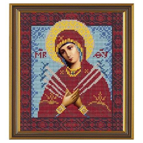 Н9007 Богородица Семистрельная.
