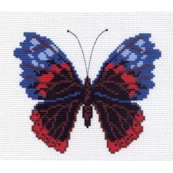 508 (бабочка), 20*22см.