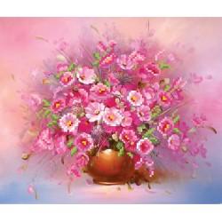 4062 Розовые анемоны (Матрёнин Посад)