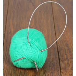 Спицы для вязания круговые