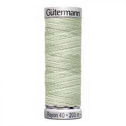 1063 Нитки для машинной вышивки  Gütermann  40