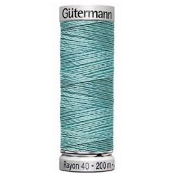 1204 Нитки для машинной вышивки  Gütermann  40