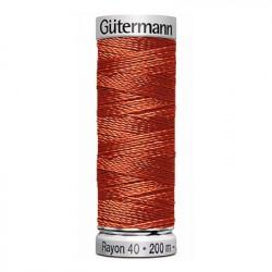1216 Нитки для машинной вышивки  Gütermann  40