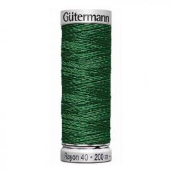 1232 Нитки для машинной вышивки  Gütermann  40