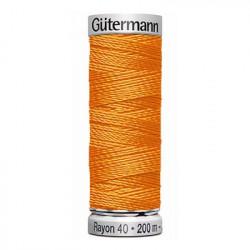 1238 Нитки для машинной вышивки  Gütermann  40