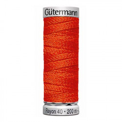 1246 Нитки для машинной вышивки  Gütermann  40