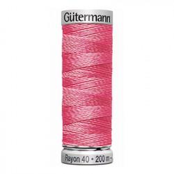1256 Нитки для машинной вышивки  Gütermann  40