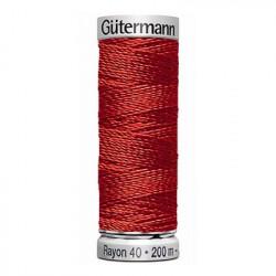 1263 Нитки для машинной вышивки  Gütermann  40