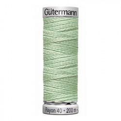1275 Нитки для машинной вышивки  Gütermann  40