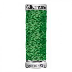 1278 Нитки для машинной вышивки  Gütermann  40