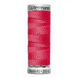 1511 Нитки для машинной вышивки  Gütermann  40