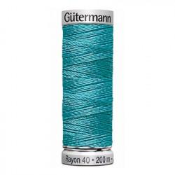 1560 Нитки для машинной вышивки  Gütermann  40