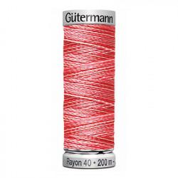 2101 Нитки для машинной вышивки  Gütermann  40