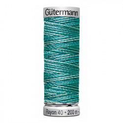2132 Нитки для машинной вышивки  Gütermann  40