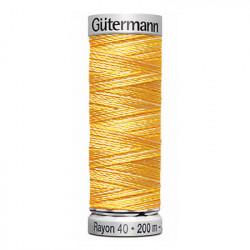 2134 Нитки для машинной вышивки  Gütermann  40