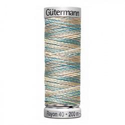 2203 Нитки для машинной вышивки  Gütermann  40