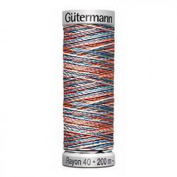 2206 Нитки для машинной вышивки  Gütermann  40