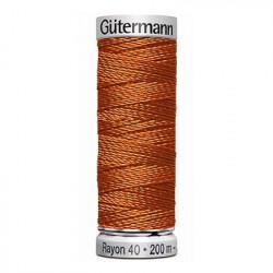 1158 Нитки для машинной вышивки  Gütermann  40