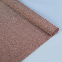 020 Бумага гофрированная, серо-коричневая