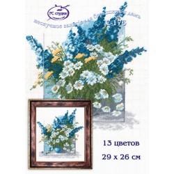 С-176 Синие цветы (РС-Студия)