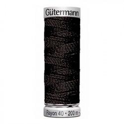1005 Нитки для машинной вышивки  Gütermann  40