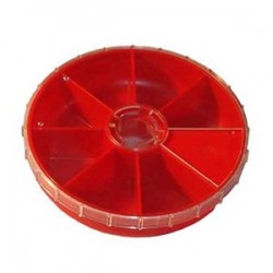 1107 Коробка для мелочей круглая.