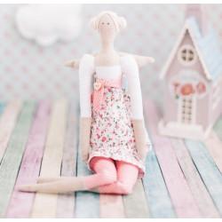 Мягкая кукла Элли, набор для шитья