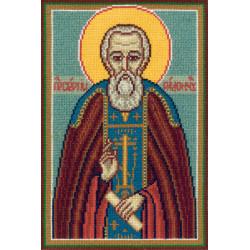 М 154 Преподобный Сергий Радонежский