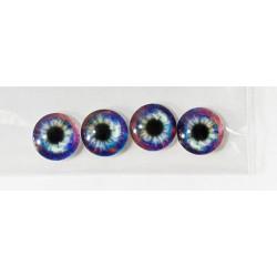 28563 Глазки клеевые 14 мм