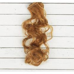 """2294354 Волосы - трессы для кукол """"Кудри"""""""