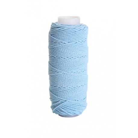 Нитка-резинка (спандекс) Голубая
