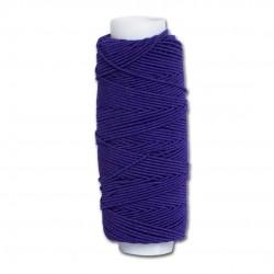 Нитка-резинка (спандекс) синяя