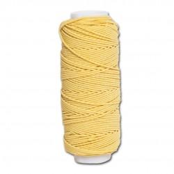 Нитка-резинка (спандекс) жёлтая